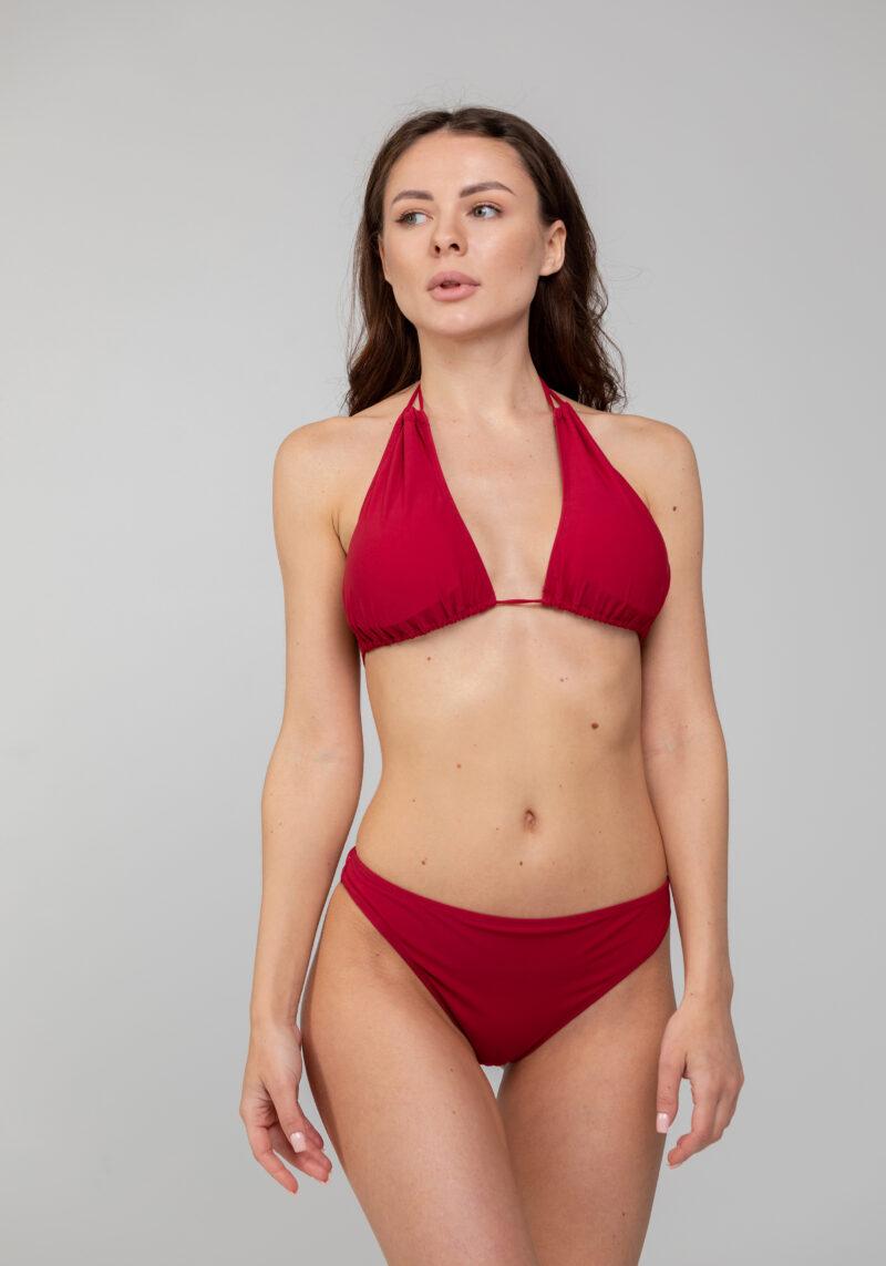 Bikini - Oberteil rot
