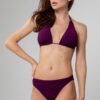 Bikini - Oberteil violett