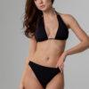 Bikini - Oberteil schwarz