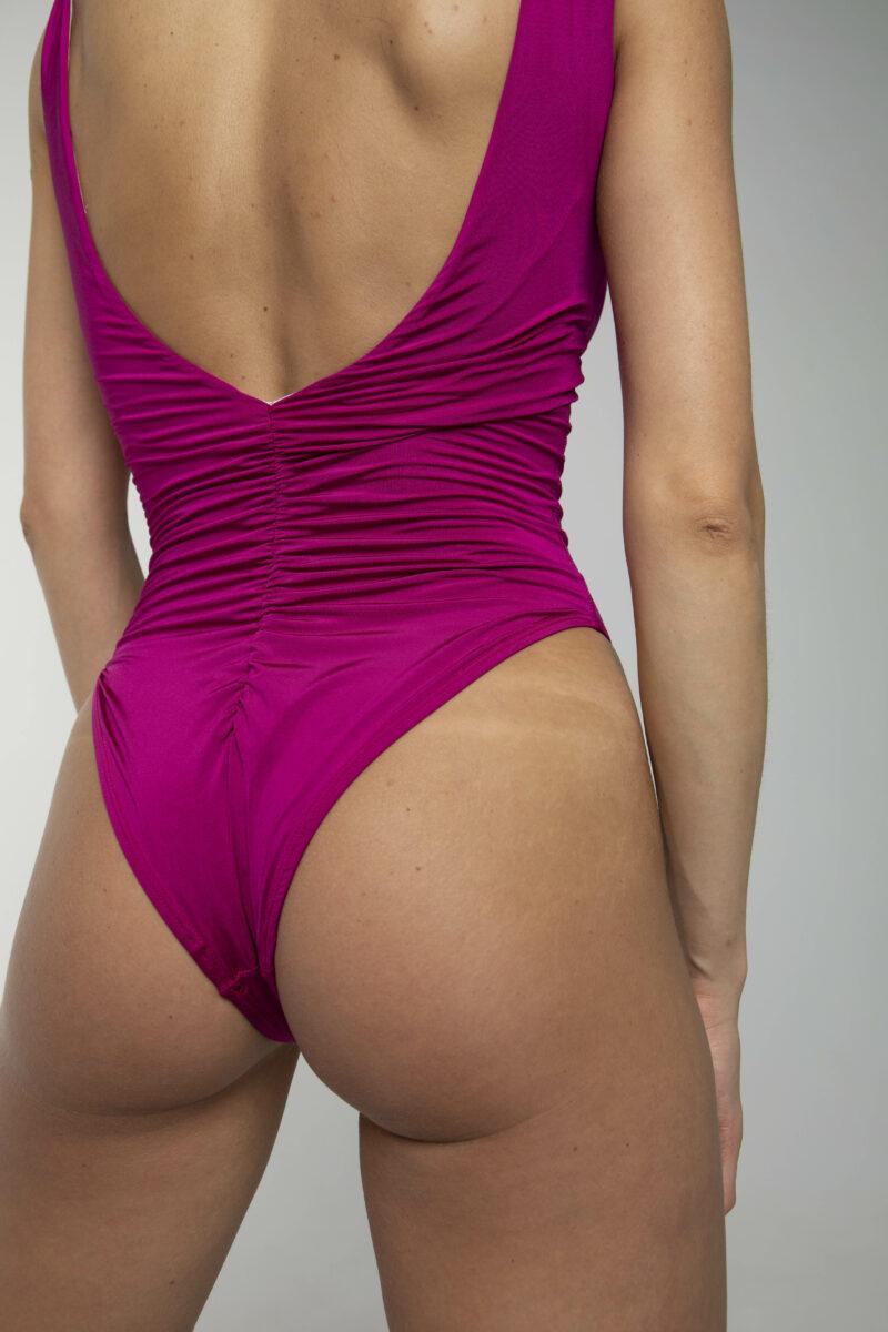 """Badeanzug """"Wrinkle Suit"""" pink"""