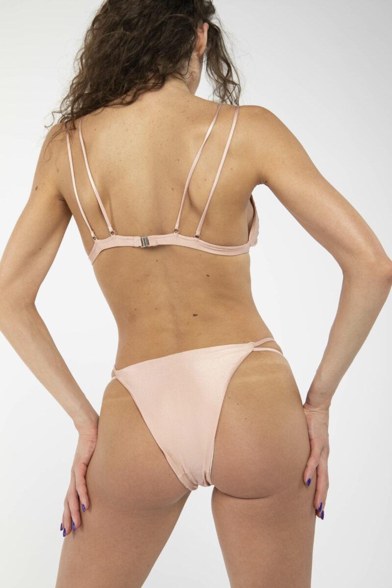 Triangel Bikini Top Rosé