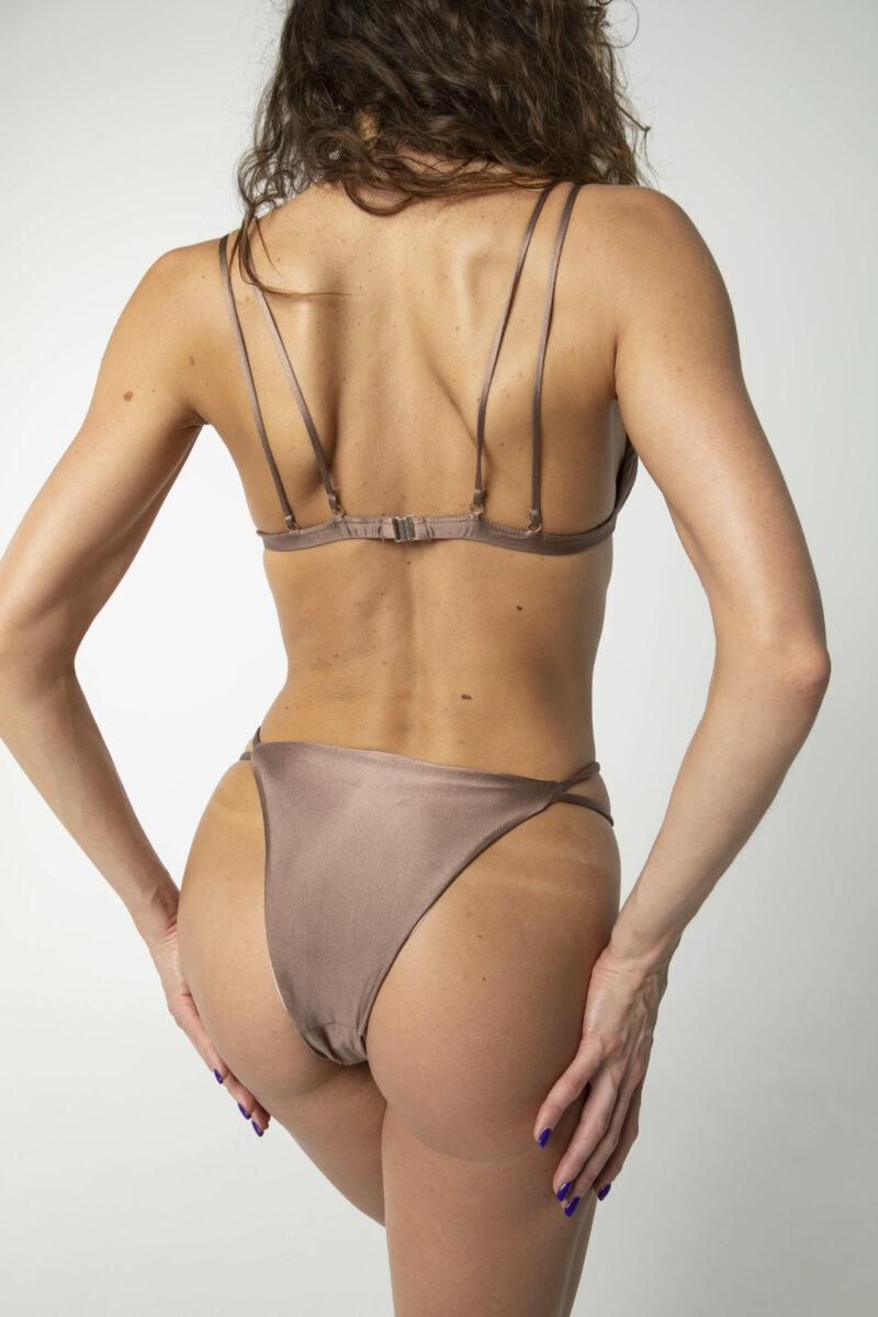 Bikini - Slip braun