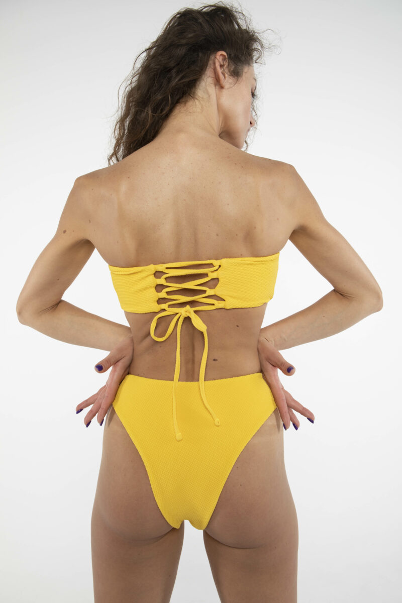 Bikini - Hose gelb